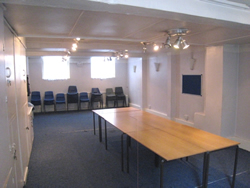 Basement Meeting Room